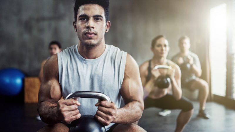 5 упражнений для сильных икр
