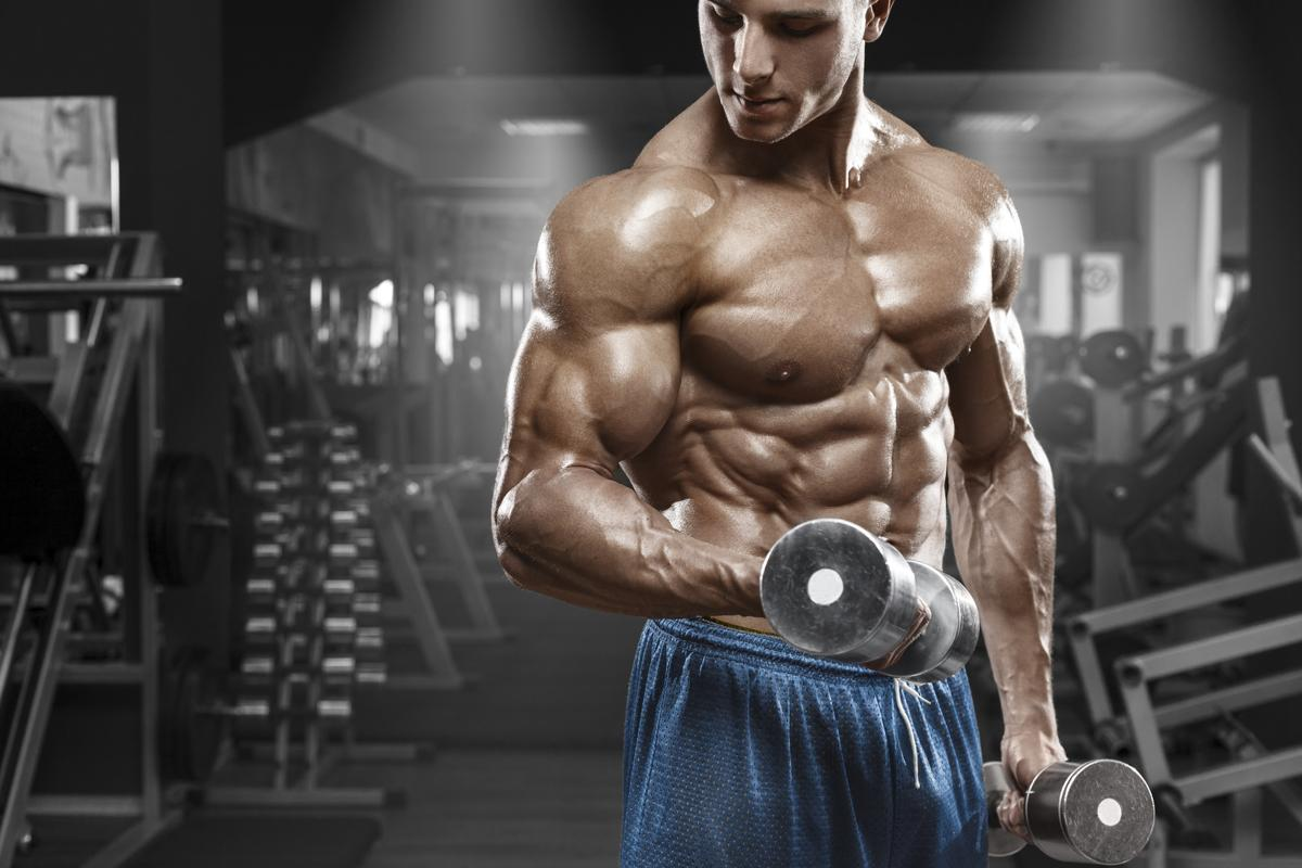 5 лучших упражнений для набивания массы