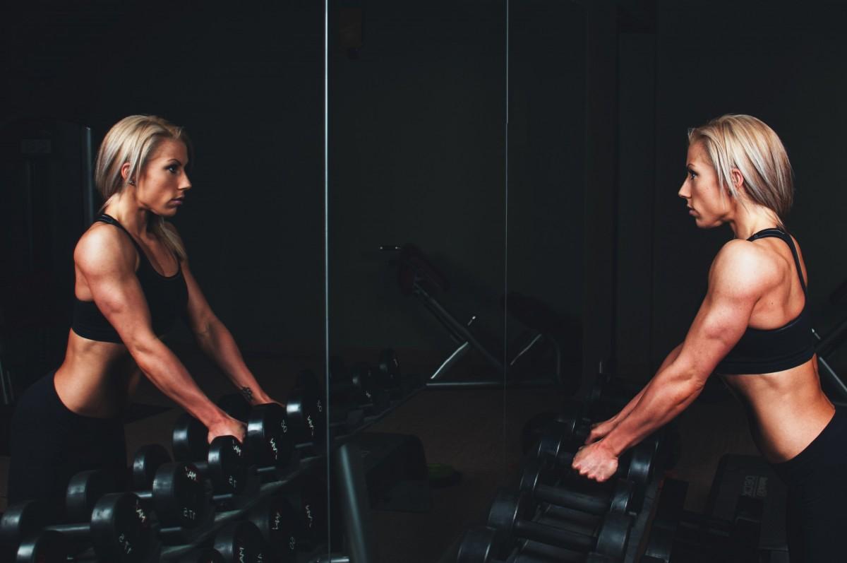 Топ-10 упражнений на набор мышц