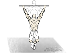 Wide-grip-Pull-ups